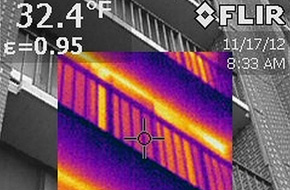Thermographic Studies Building Amp Electrical Effective